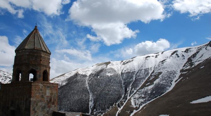 góry i kamienie – wiosenna Gruzja 2015