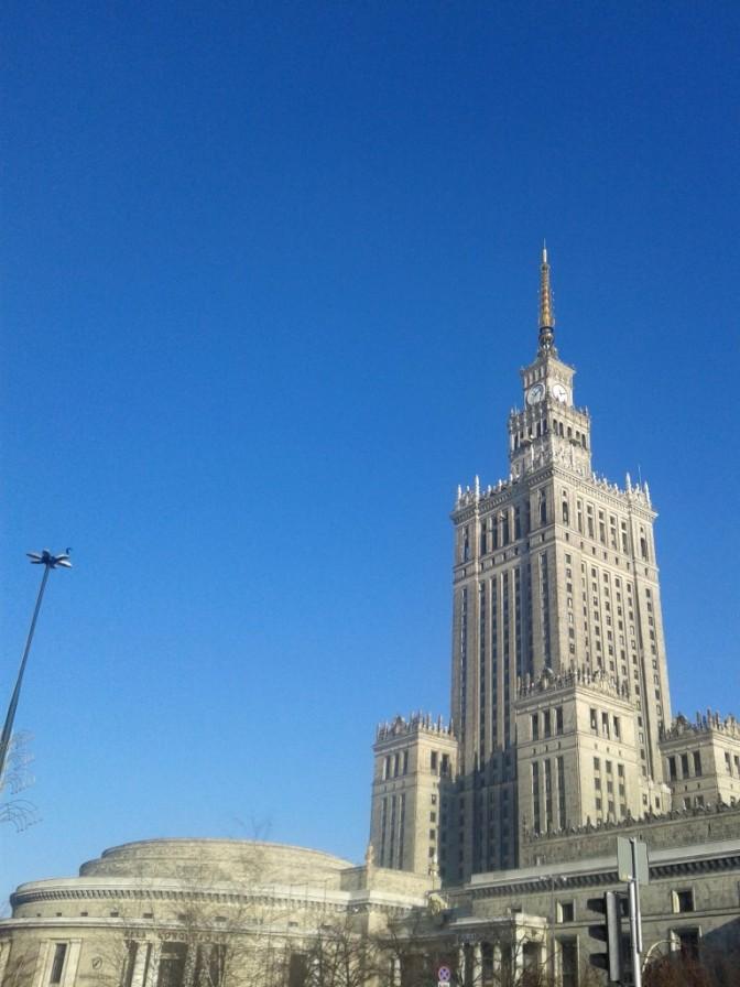 Wymuszona miłość. Warszawa