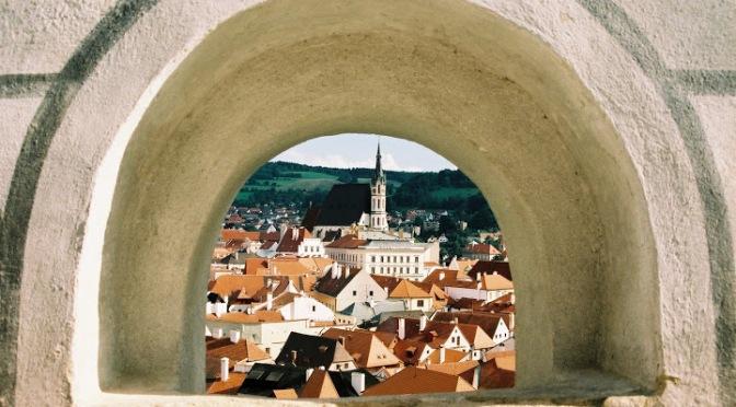 Pod czeskim niebem
