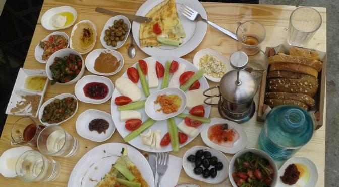 Jestem w ciąży z tureckim jedzeniem